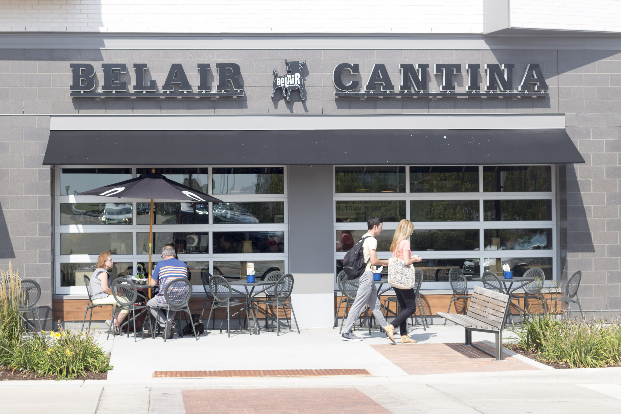 Belair Cantina | Forge & Flare