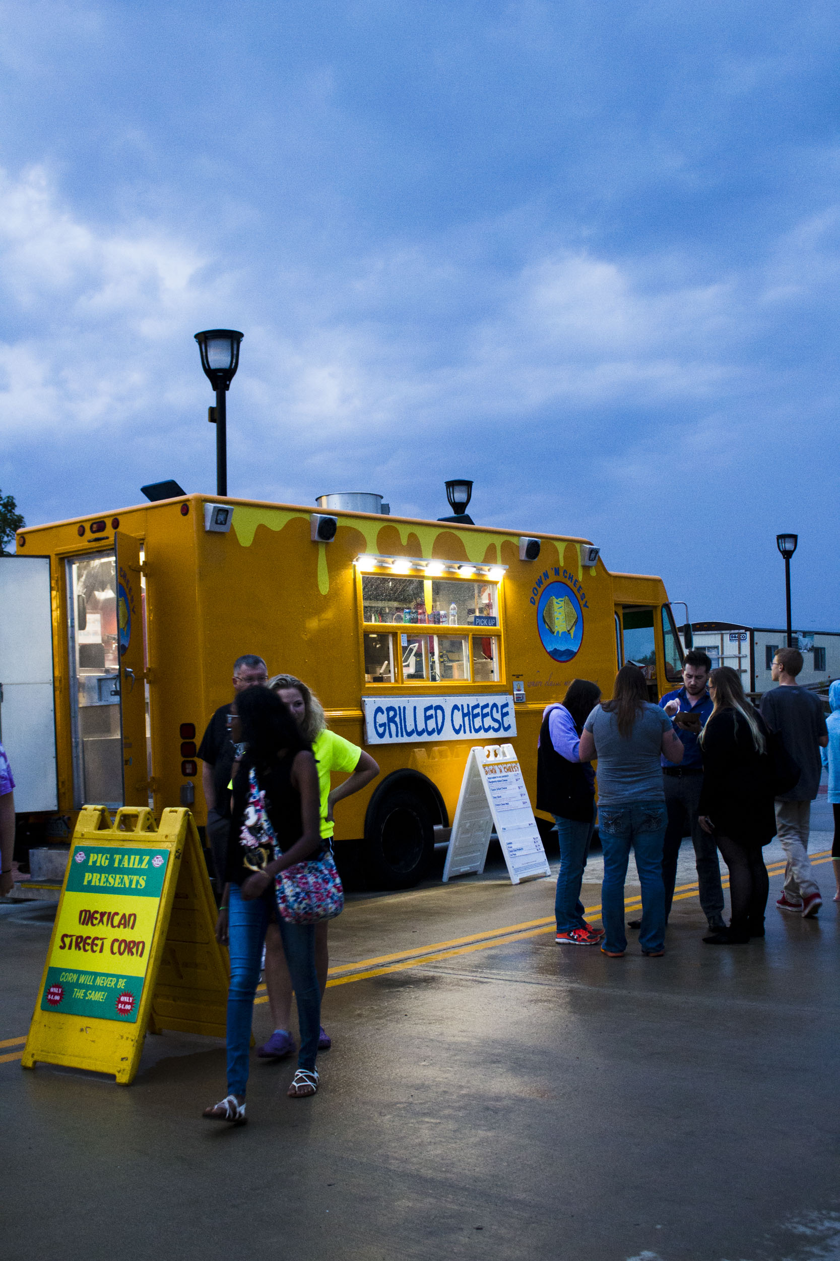 Food Truck Event Near Forge & Flare